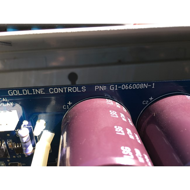 Goldline Controls PCB Circuit Board AquaLogic - GLXPCBMAIN