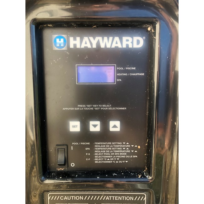 Hayward HeatPro Heat Pump 95,000 BTU - W3HP21004T