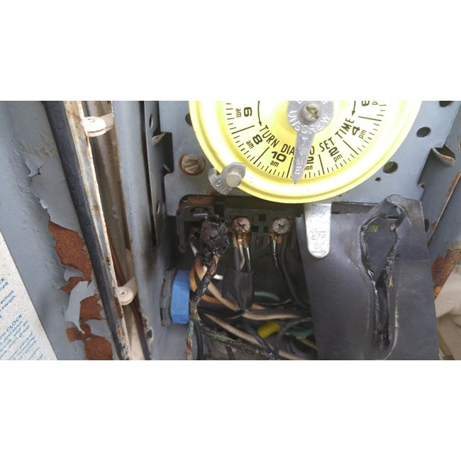 Intermatic Timer Mechanism Only 120V - T101M