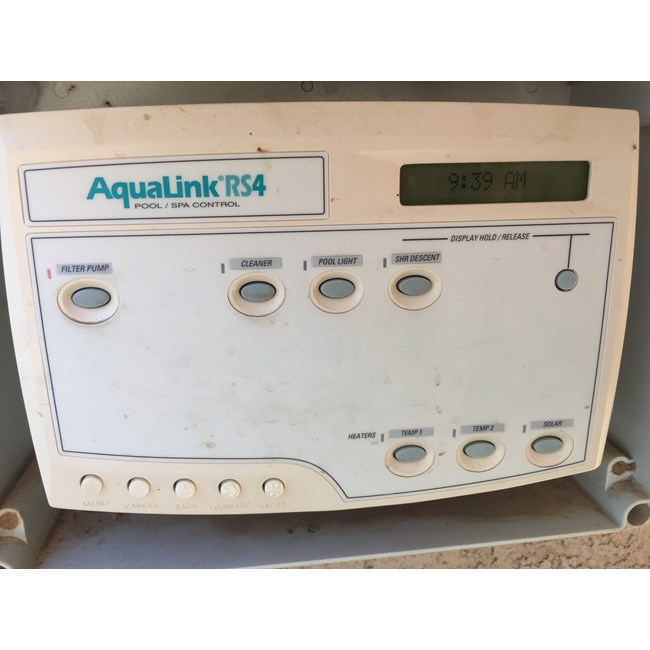 Jandy Aqualink RS4 Pool/Spa Combo - 6685