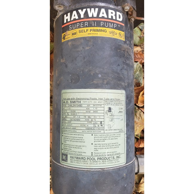 Saltwater Tune Up Kit Hayward Super Pump - GOKIT3SALT