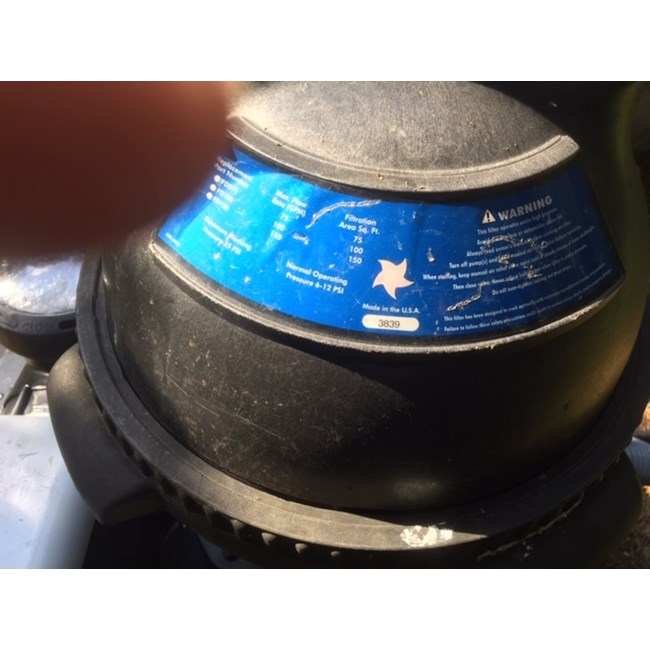 Waterway Coupling Standard - 419-7241