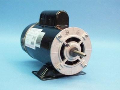 Magnetek 2 Hp 2 Speed 230v Low Amps Thru Bolt Motor Bn61