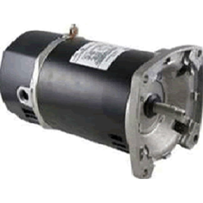 Marathon electric 1 5 hp square flange motor c1246 for Home depot pool pump motor