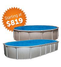 Steel Wall Pool Kits Inyopools Com