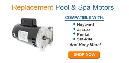 Pool Pump Motor Swimming Pool Pump Motors Inyopools Com