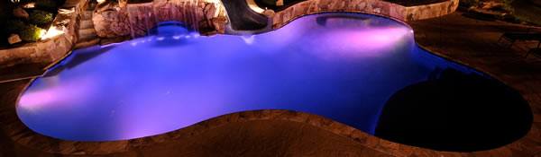 Jandy Polaris D Light Color Changing Led Pool Light 120v
