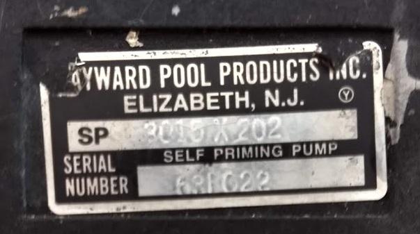 Hayward Superpump II