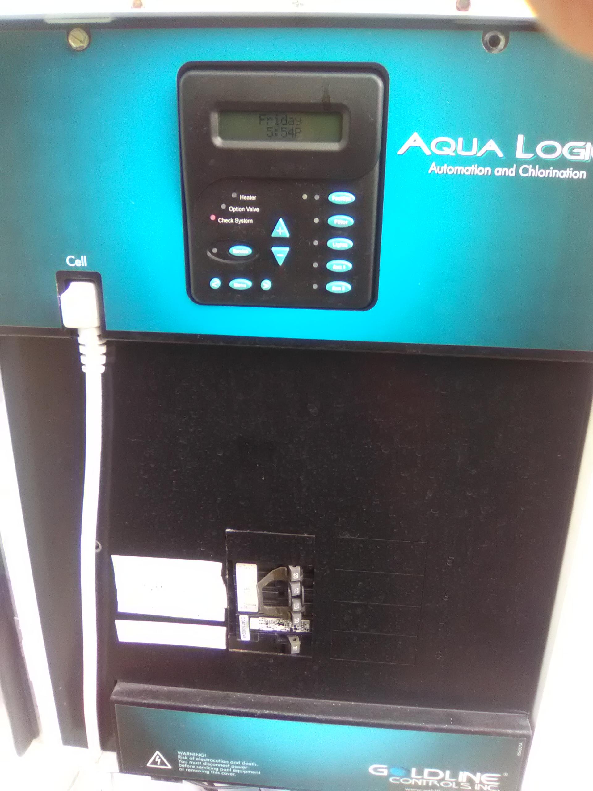 Aqua Logic Chlorinator Hayward Goldline Aqualogic Main Printed Circuit Board Glxpcbmain Will Your After Market Boards Replace Aq 1920x2560