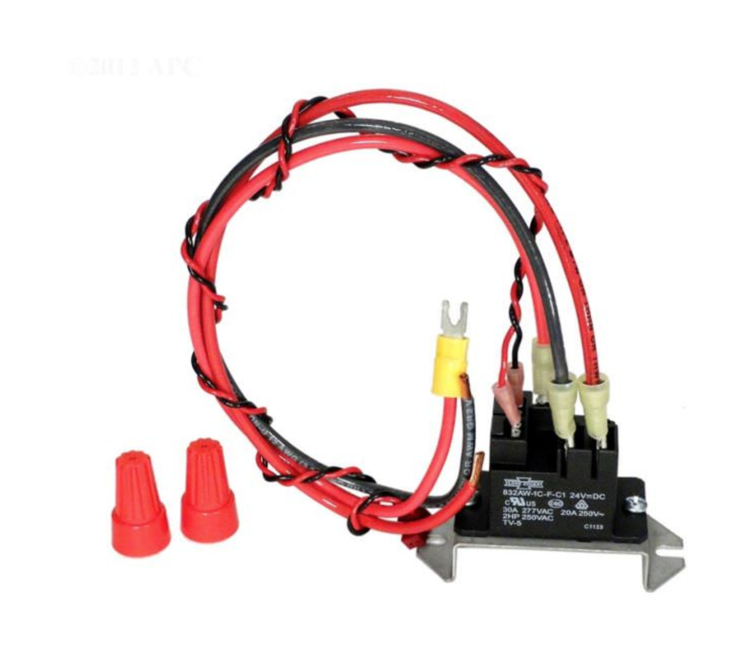 Help With Wiring A New 2 Speed Pump 277vac