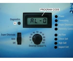 How To Read And Adjust The Hayward Aqua Rite Scg