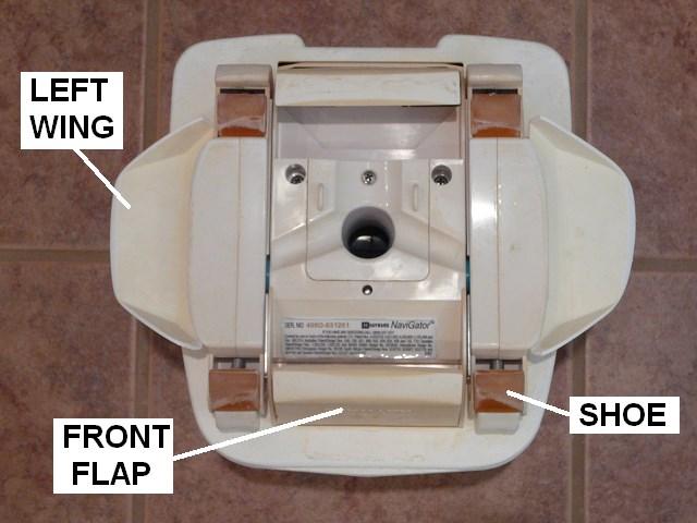 How To Repair A Hayward Navigator Or Pool Vac Ultra Pool