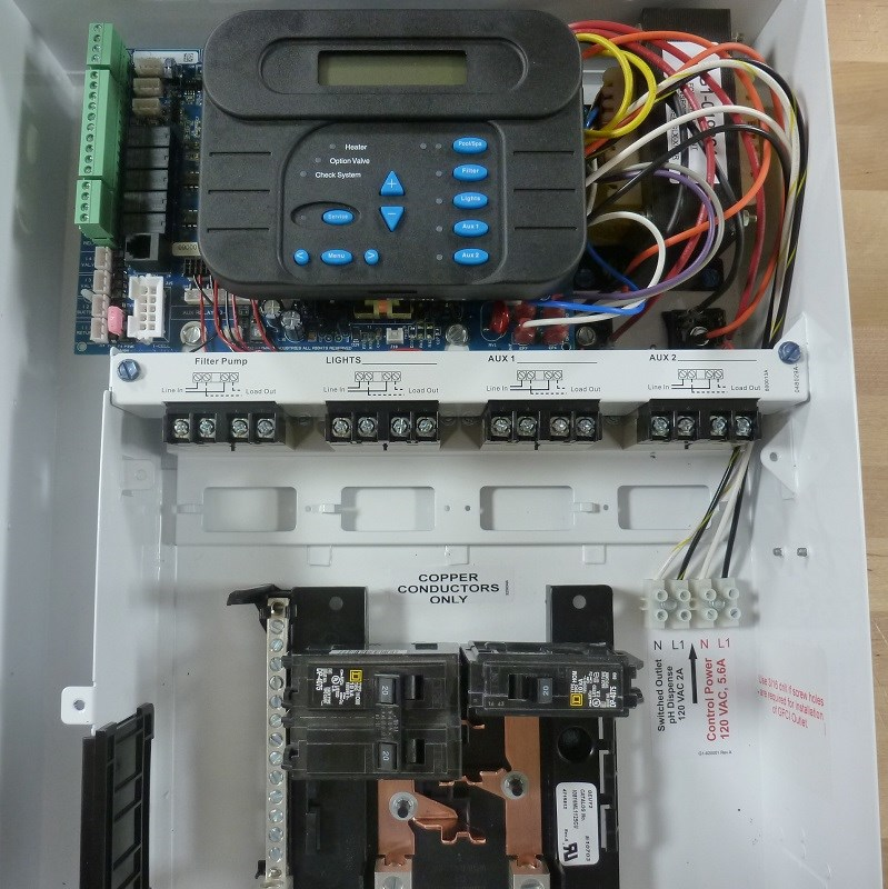 Motor Wiring Diagram On Pool Pump Wiring Diagram For 230 Volt Circuit
