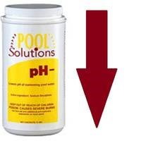 pH reducer can reduce alkalinity as well