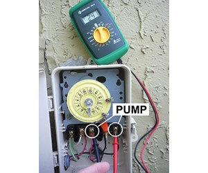 Blue Torrent Pool Pump Wiring Diagram Pump Runs On Low