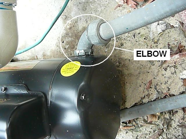 pool pump wiring
