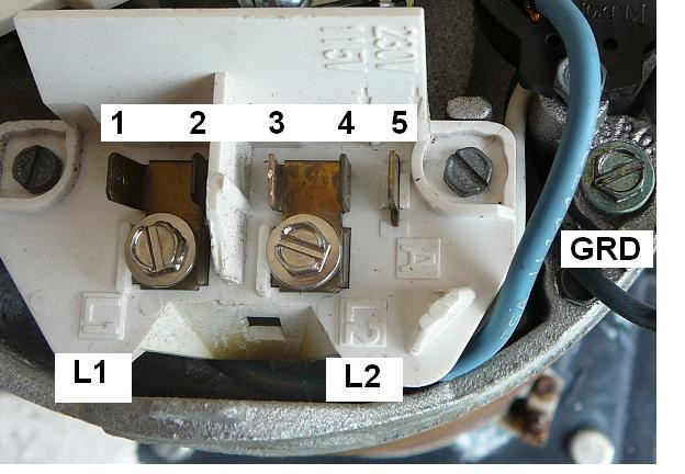 how to wire a pool pump