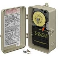 t100-series-timer-1 Intermatic Pool Pump Timer Wiring Diagram To on