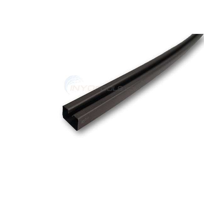 "Wilbar Bottom Rail Steel Corner 39-1/4"" - 16714"
