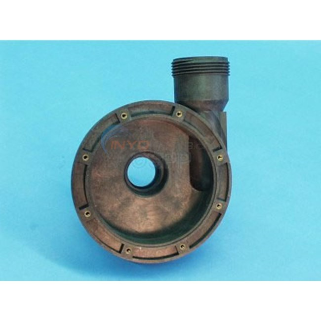 Pump Volute,300 Series,(After,10-86 - 31-350-BLK