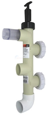 "2"" Slide Valve for DE and Sand Filter"
