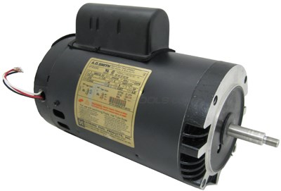 Motor, 2 Hp 2 Speed Up Rated (spx1615z2mns,sp1615z2mns, 7-186512-01, 718651201)
