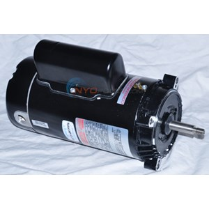 Energy efficient a o smith round flange 3 4 hp full rate for High efficiency pool pump motor