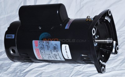 Motor, Sq Fl Full 2 Speed 1.5 Hp 48y (sqs1152r)