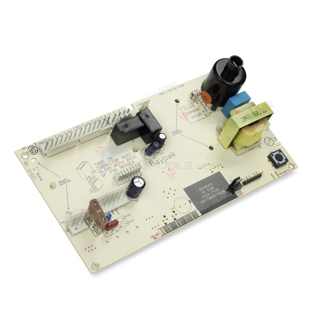 Raypak Heater PCB Control & 3 Wire, Kit - 013464F (2004 to Current)