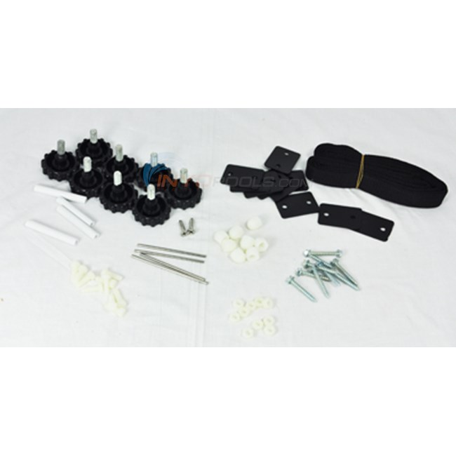Complete Hardware Kit For Acm-166 Solar Reel (bul-166-1)