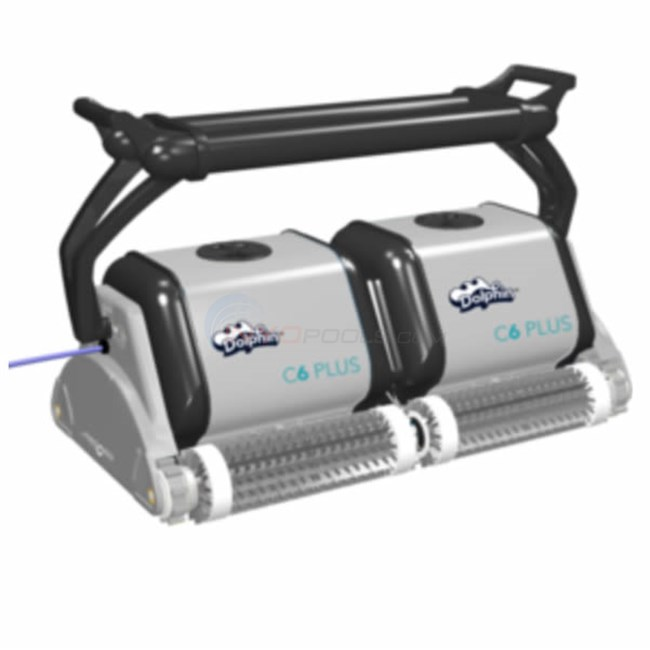 Maytronics Dolphin C6 Plus Commercial Pool Cleaner - 9999356-C6P