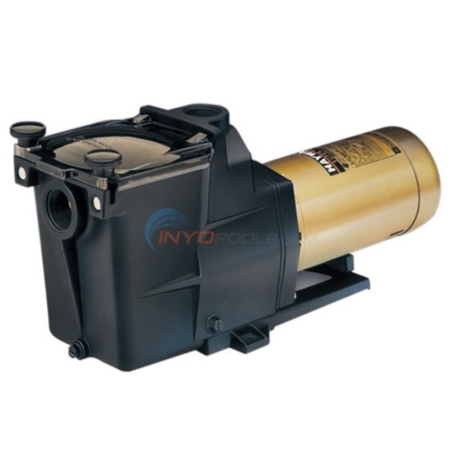 Hayward Super Pump 2 HP Single Speed - W3SP2615X20