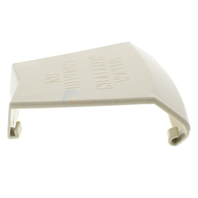 "Wilbar Reprieve / Concord Top Cap 6"" Beige 10 PACK IN STOCK! - 21431-Pack10"