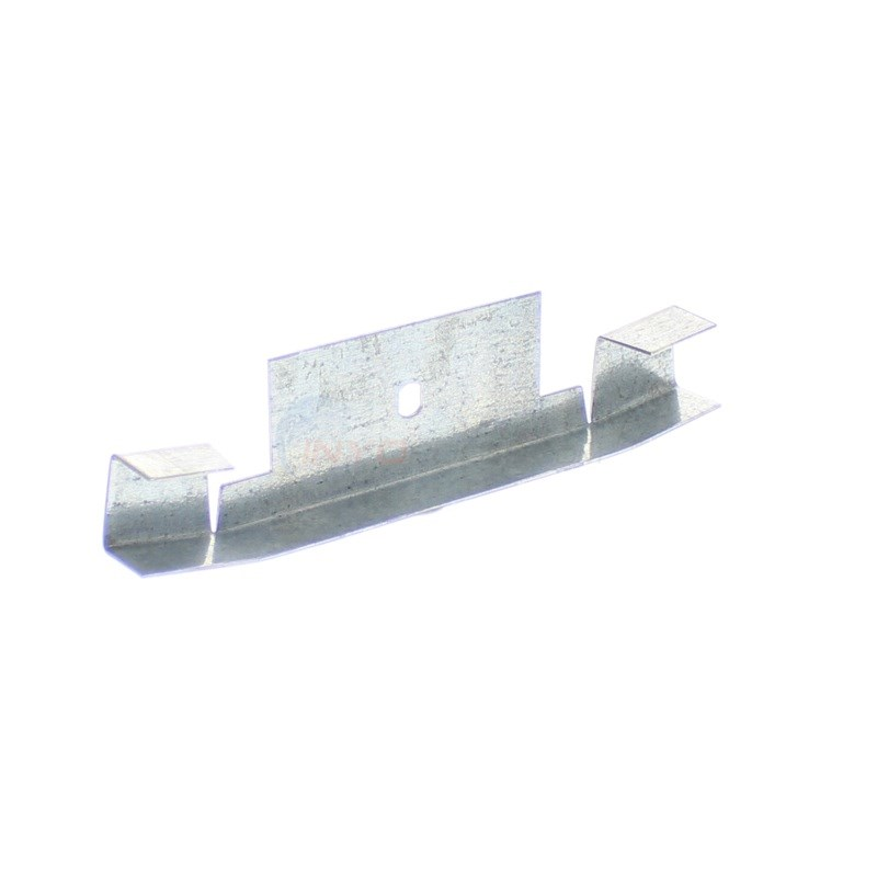 Connector Btm Rail Str Side Aluminum (Single)