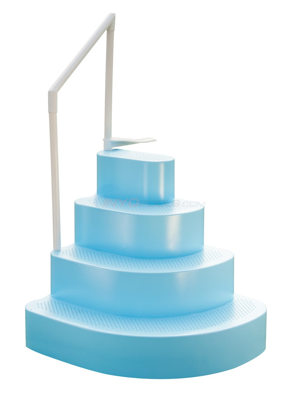 wedding cake steps for inground pool wedding cake step in a box ne100bl inyopools 25708