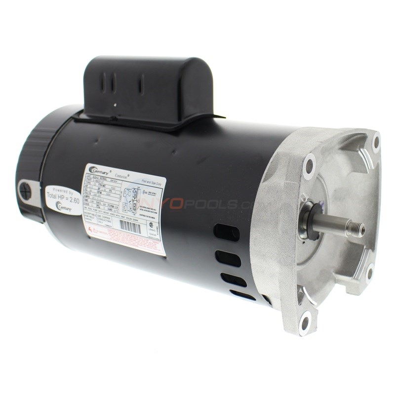 2 HP Motor EE - Full Rate (B843, B2843)