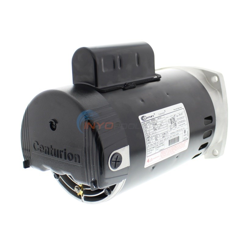 Magnetek A.O. Smith 1.5 HP, 56Y Frame, Up-Rate Motor (b2854, 717721624) - Alternate 2