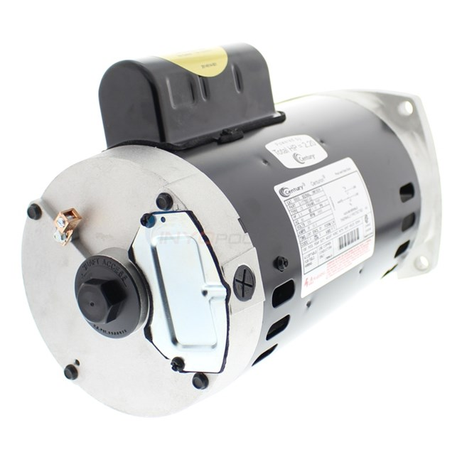 A.O. Smith Century 2.0 HP Square Flange 56Y Up Rate Motor - B855