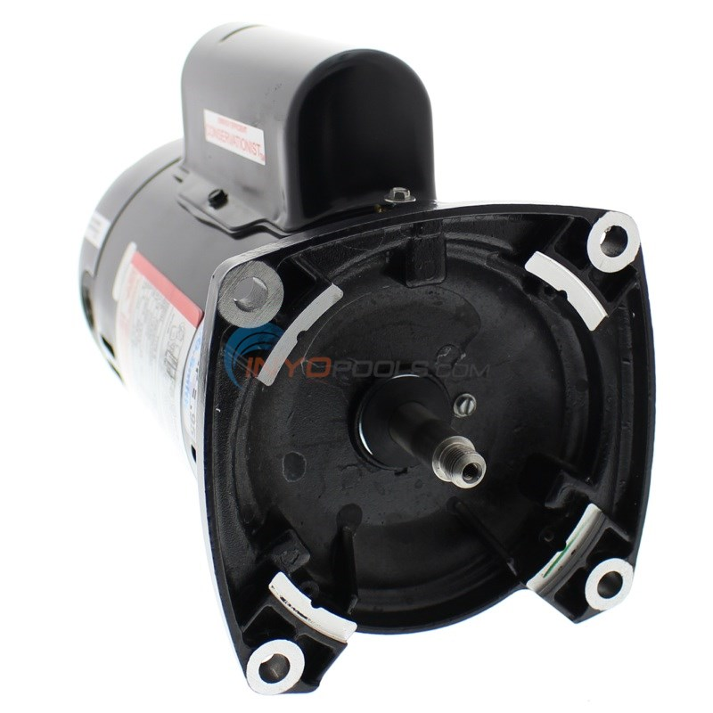 Energy Efficient A.O. Smith 3/4 H.P Square Flange Up Rate Motor - UQC1072 - Alternate 3