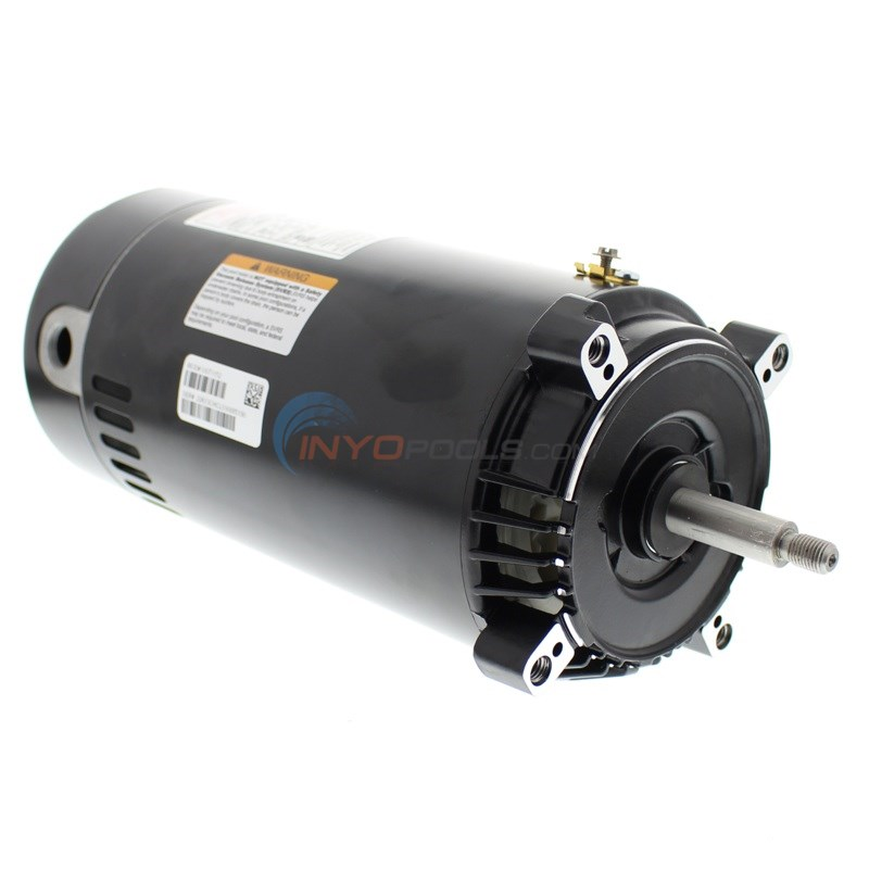A.O. Smith 1.5 HP Round Flange Up Rate Motor (C48L2N134)