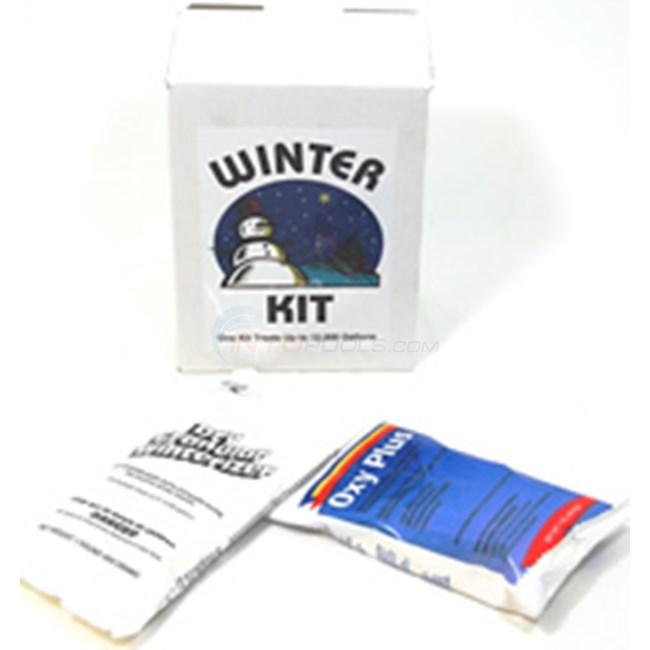 Pool Winterizing Kit Treats 12k Gallons 7285950