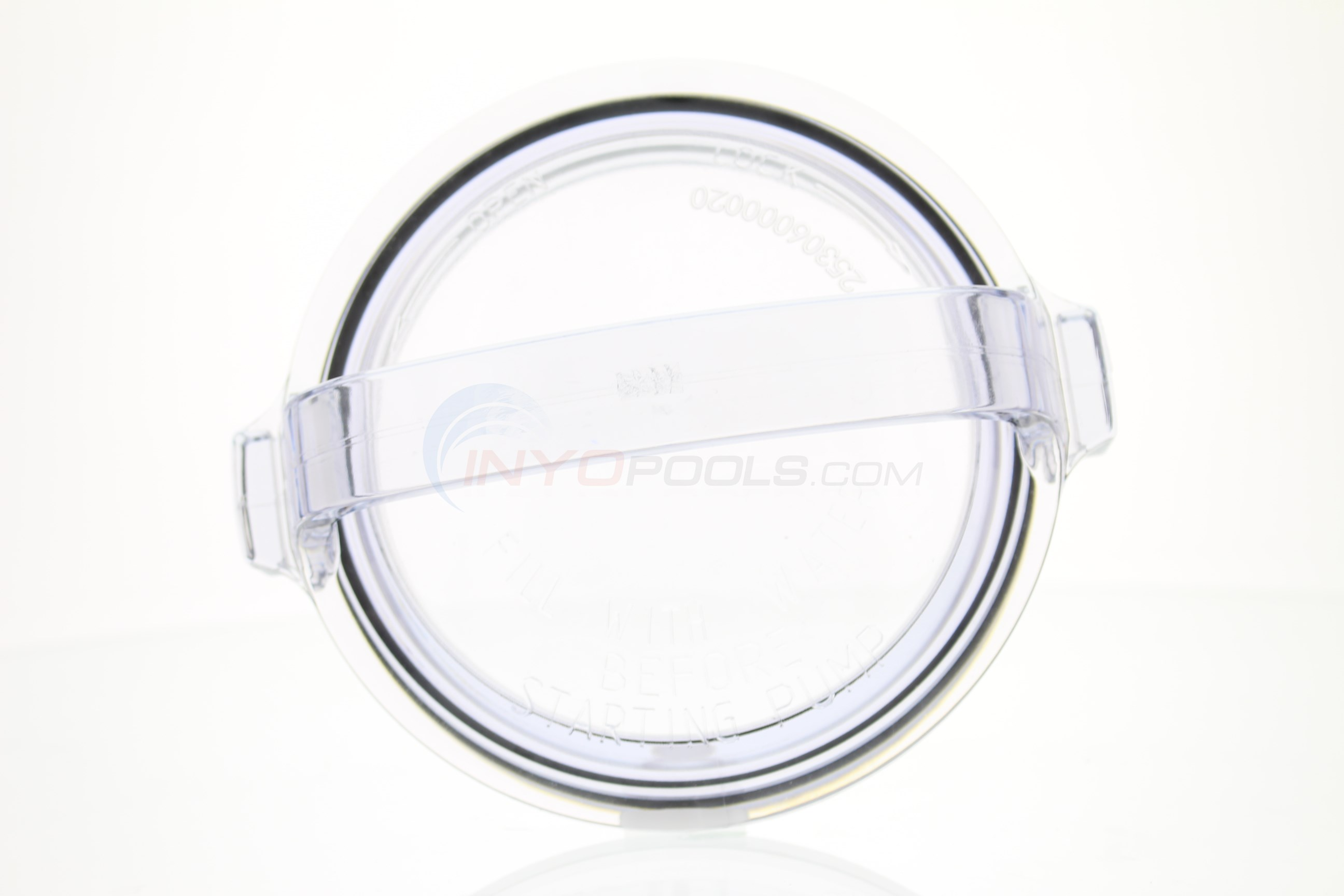 Generic - Cover, Strainer, Clear Lexan With O-ring (spx1500d2a)