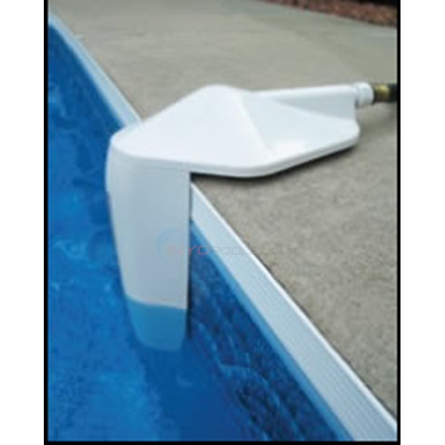Custom Molded Products AquaLevel Pool Automatic Filler - White - 25604-000