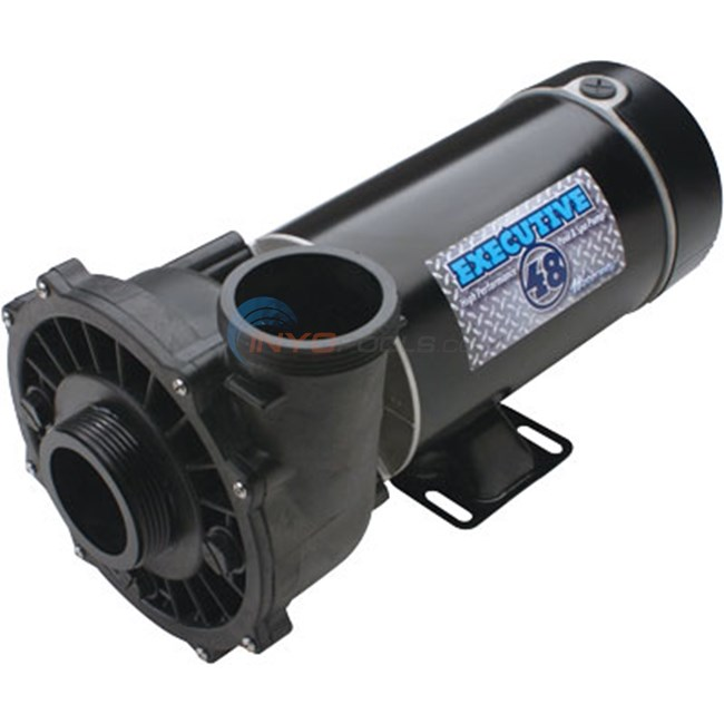 Executive 48 Frame Pump, 1Hp,115V,2 speed - 3420410-1A