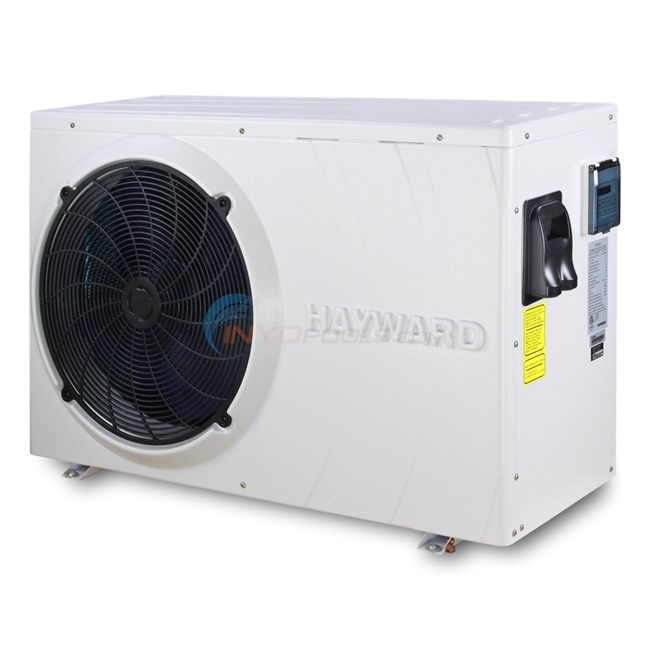 Hayward Heat Pro 45 000 Btu Heat Pump Horizontal Fan