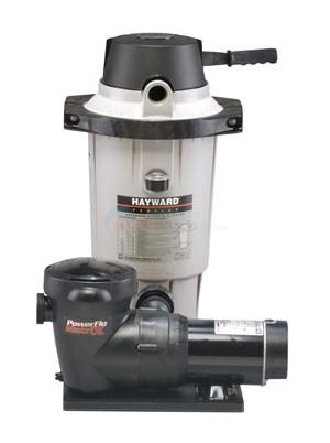 Hayward Ec50c Perflex Filter W 1 5 Hp Matrix Pump