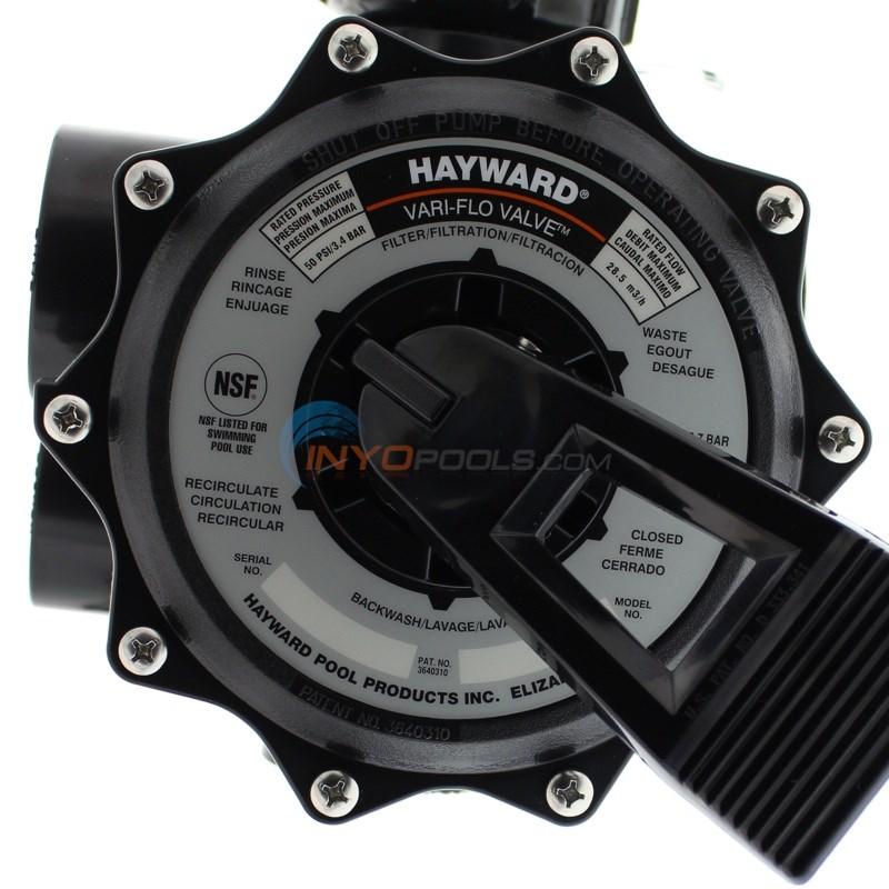 Hayward Side Mount 2 Quot Valve For Sand Sp0715x62