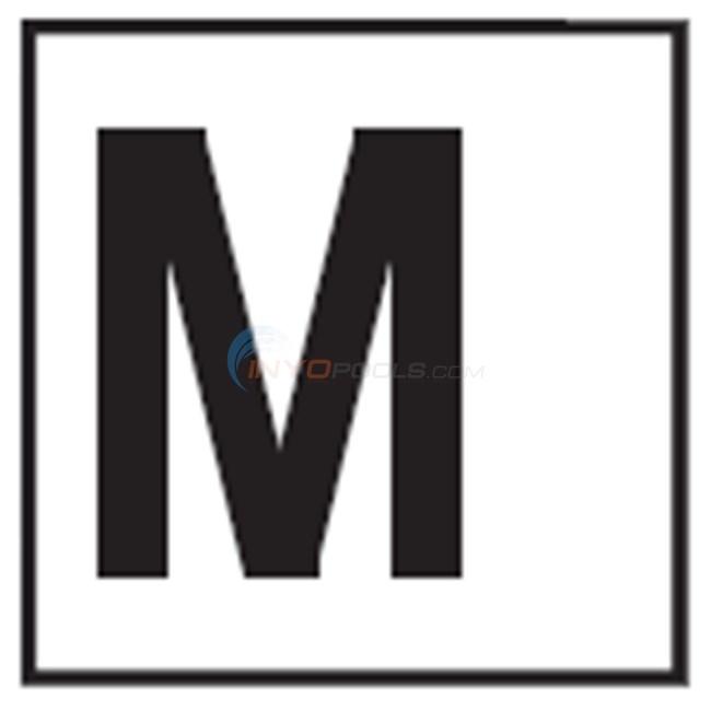 Inlays Depth Marker 6 Skid Resistant Tile M C623510