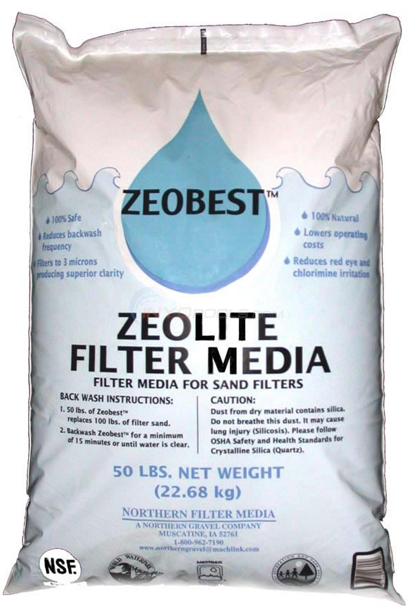 Zeo Sand Alternative (25 lb bag)