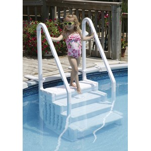 Blue Wave Easy Pool Step Ne113 Inyopools Com